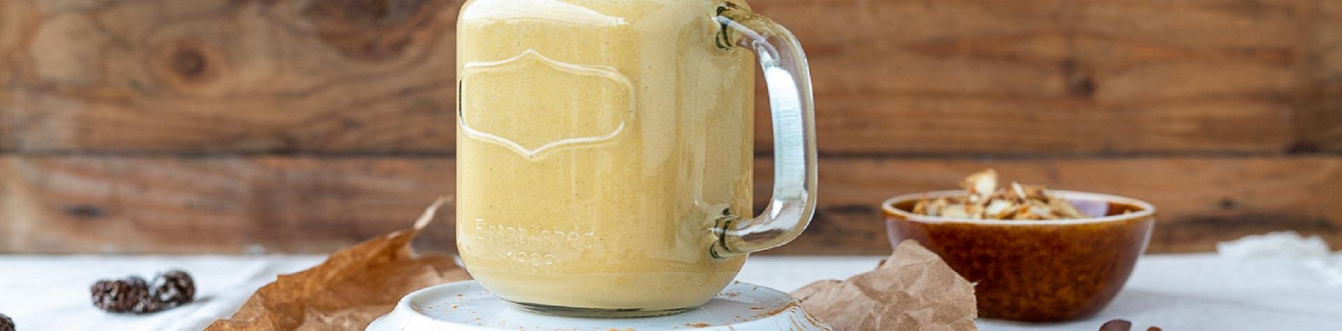 Kürbis-Latte